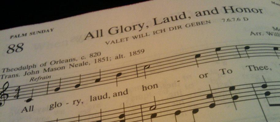 AllGloryLaudAndHonor