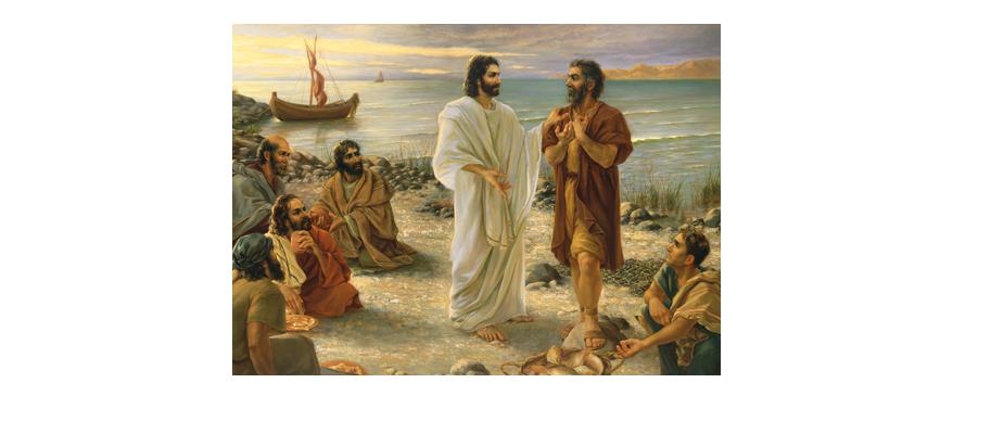jesusreinstatespeter