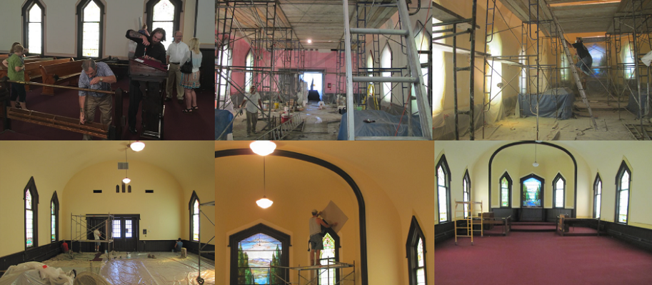 churchrepair