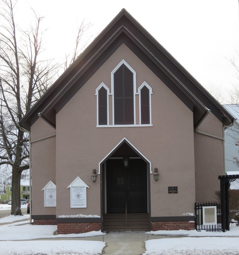 LaPorte New Church Front of Building Image
